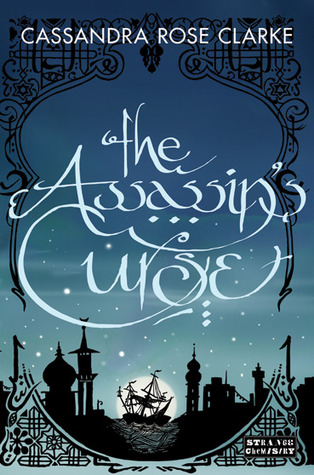 the assassin´s curse by cassandra rose clarke