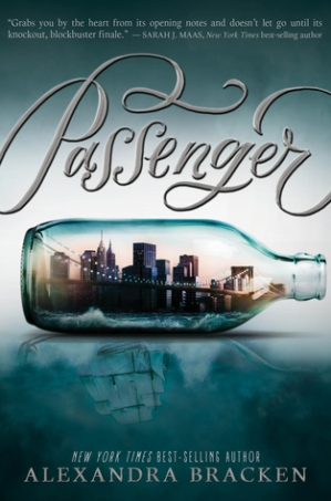 passenger by alex bracken